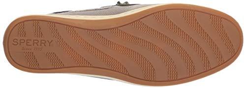 Shoe Women's Sperry Us Songfish Grey Top M Wool sider 8 OqXBf