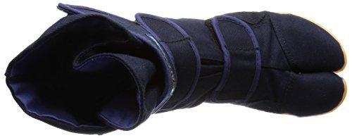 Marugo - Zapatillas de artes marciales de Lona para hombre Azul azul N