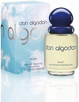 Don Algodon, Agua de colonia para hombres - 100 ml.: Amazon.es ...