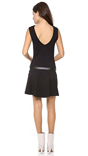 V David David Lerner Dress Back Lerner aqqUxtHwz