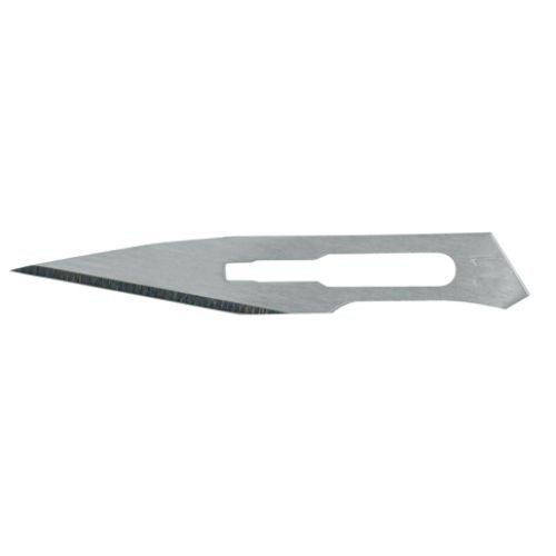 (Miltex 4-111 Sterile Disposable Surgical Blades, Carbon Steel, 11 Size (Pack of 100))