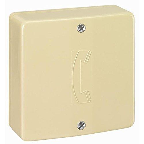 Legrand LEG34200 12_Module Phone Distribution Box Surface-Mounted by Legrand