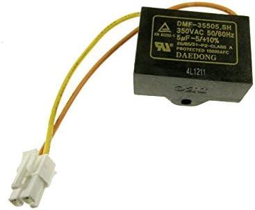Condensador dmf-35505-sh referencia: 00601000 para Daewoo: Amazon ...