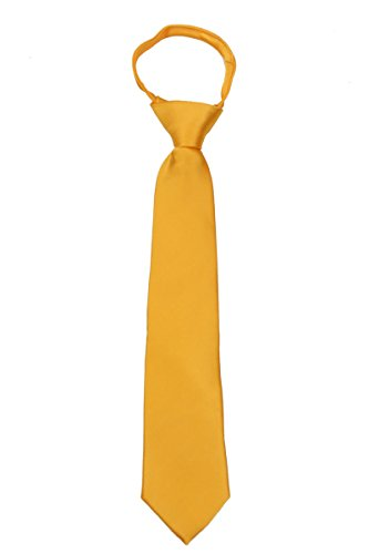 Mens XL Solid Color Zipper Long Necktie Extra Long Ties for Formals and Weddings Zip Up Ties