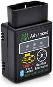 Advanced ELM327 V1.5 Mini Bluetooth with OBD-II Protocols Auto Diagnostic Scanner