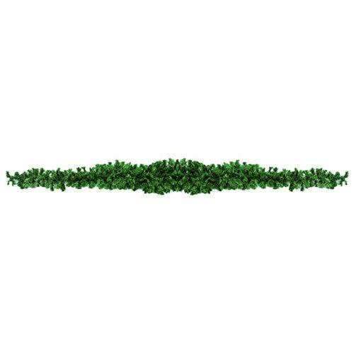 Lot 3 x Guirlande de sapin artificiel, au milieu plus épais, 270 cm, au milieu Ø 18 cm - 3 pcs décoration de Noël / guirlande artificielle - artplants