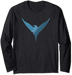 Nightwing long sleeve shirt