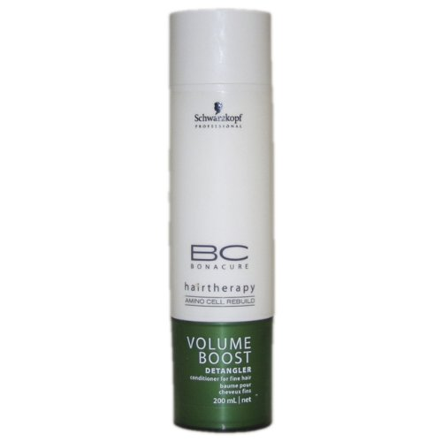 Schwarzkopf BC Bonacure Volume Boost Detanglerr for Unisex, 6.8 Ounce [Misc.] Healthcenter 4045787121469