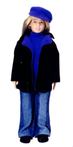 American Teen Monica Urban Fashion Doll Collector Series - 10 Inch
