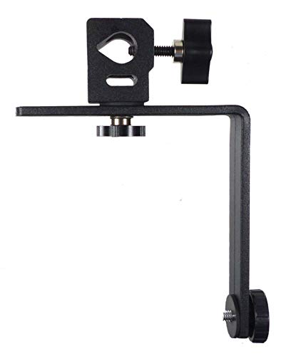ALZO Suspended Drop Ceiling Face Down Camera Mount L-Bracket ()