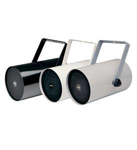 1Watt 1Way Track Speaker - White (V-1013B-WW) by Valcom