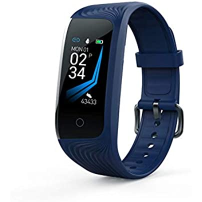 NDHUC Fitness Bracelet Women Sport Smart Band Waterproof Heart Rate Monitor Gps Tracing For Android Ios Phone Wristband Estimated Price £45.00 -