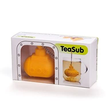 Tea Sub - Yellow Submarine Tea Infuser (1, A)