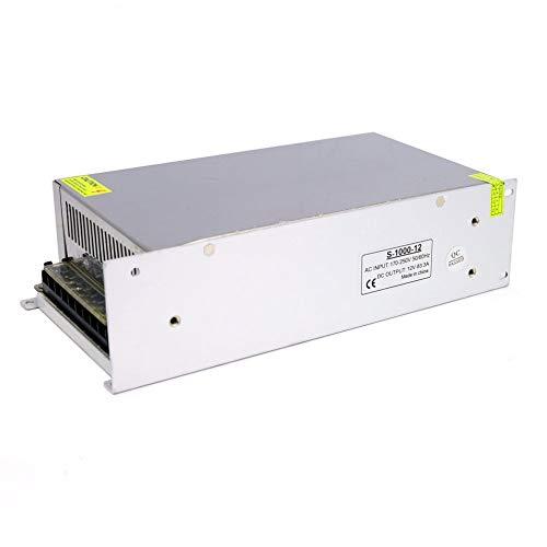 Soberbarus Switching Power Supply DC12V 100W 120W 150W 240W 360W 500W 600W 800W 1000W (Supply 720 Power Watt)