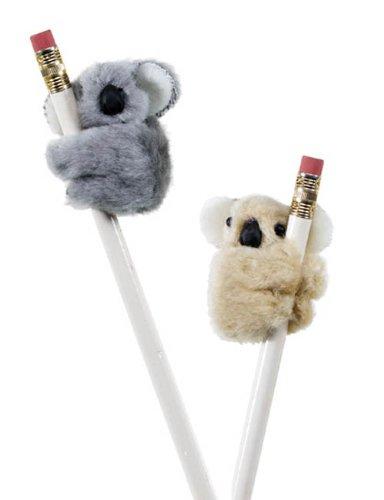 (Fuzzy Koala Pencil Hugger, 48)