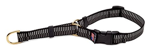 [Cetacea Soft Martingale Collar with Quick Release, Large,  Step 3] (Quick Release Slip)