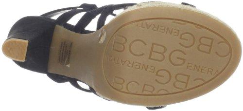 BCBGeneration Baileys Mujer Ante Sandalia Plataforma