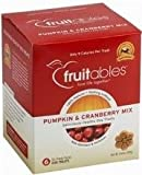 Cheap Fruitables Pumpkin & Cranberry Mix Dog Treats (8×7 Oz)