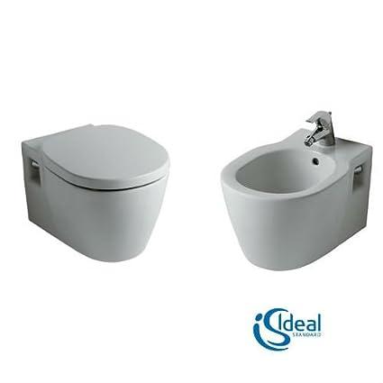Ideal Standard Bidet Connect.Ideal Standard Connect Suspended Vase Pot Bidet C