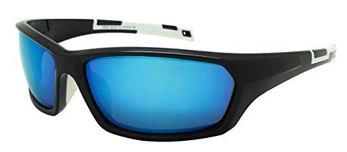 Edge I-Wear Sports Safety Sunglasses ANSI Z87+ Color Mirror Lens 570103/REV