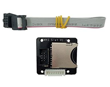 3D Printer Parts Expansion Module External Card Connector for SD MKS TFT28