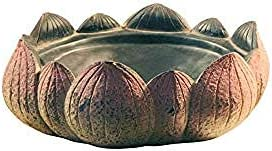 葉巻灰皿, ロータス灰皿リビングルームデスクトップタバコケースロータス-C、サイズ: (Size : B)