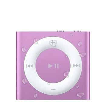 AudioFlood Waterproof iPod Shuffle Purple 5th gen, Best Gadgets