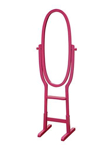 Frenchi Home Furnishing Mirror Stand, Purple by Frenchi Home Furnishing