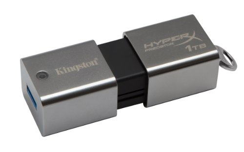 Kingston DataTraveler HyperX Predator 1TB USB FlashDrive