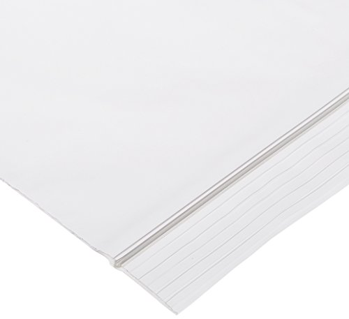 Elkay F20912 2 mil Line Single Track Seal Top Bag, 9'' x 12'', Clear (Pack of 1000) by Elkay Plastics