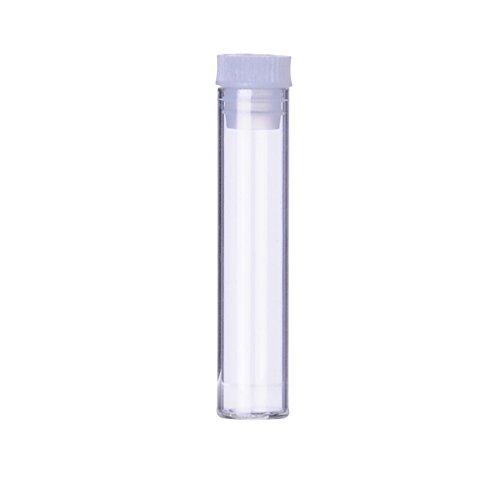 Wheaton ST5009 Vial De Muestra De 3 ml Con Bloqueador, 11 x 50 mm