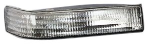 TYC 12-1521-91 Jeep Grand Cherokee Front Passenger Side Replacement Parking/Signal Lamp Assembly
