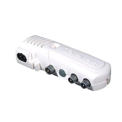 Televes 552740 - Amplificador vivienda 1s cei 47 790mhz g25db