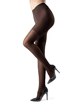 MeMoi Crystal Sheer Shaper Pantyhose