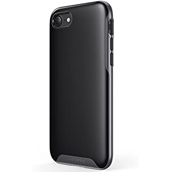 iPhone 8 Case, iPhone 7 Case, Anker Breeze Case Military-Grade Certified Protection, 3D Texture Protective Case [Support Wireless Charging] [Slim Fit] for Apple 4.7 In iPhone 8 / iPhone 7 -Gunmetal