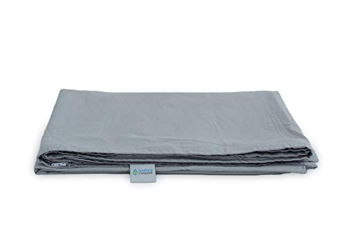 - Soothing Company Cotton Duvet Cover for Child Weighted Blanket | Size: 41