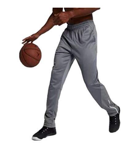 Nike Jordan Men's Pant Jumpman Basketball Pant (Medium, Anthracite/Anthracite) by Nike