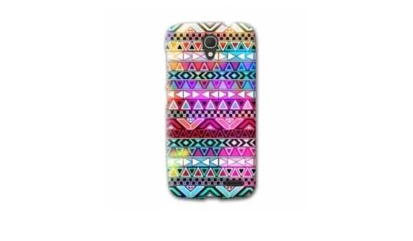 Amazon.com: Case Carcasa Wileyfox Swift motifs Aztec azteque ...