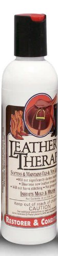 Leather Therapy Equestrian Restorer & (Equestrian Leather)