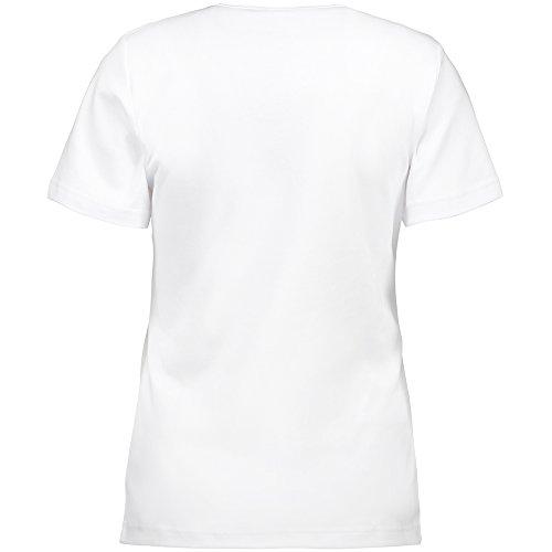 Pionier 47093-M T-Shirt 512 T-Time Größe M, Weiß, M