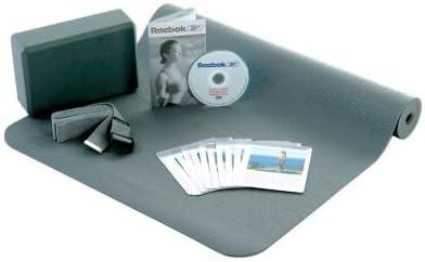 segundo La ciudad Independientemente  Amazon.com : Reebok Yoga Kit : Yoga Equipment : Sports & Outdoors