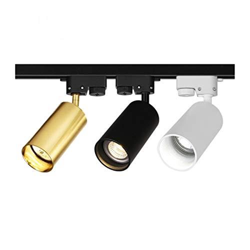 NGHSDO Spot plafondlamp, 1 stuks, modem-track rail, spotlights, LED, plafondlamp, woonkamer, Aisle Bar, GU10 track light…