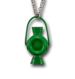 Green Lantern Power Pendant ()