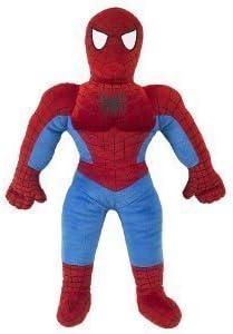 "100% Polyester - 25"" Spiderman Plush Pillowtime Pal Stuffed Toy Pillow"