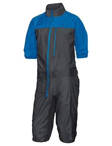 VAUDE Men's Oab Rain Suit Black X-Large [並行輸入品] B07QN2S8NT