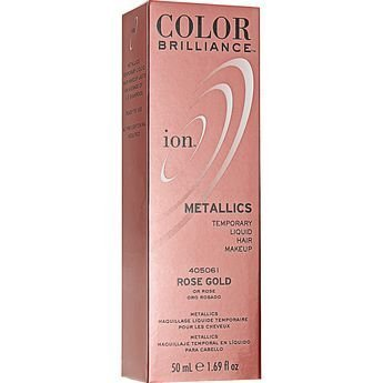 Amazon Com Ion Color Brilliance Metallics Temporary Liquid Hair