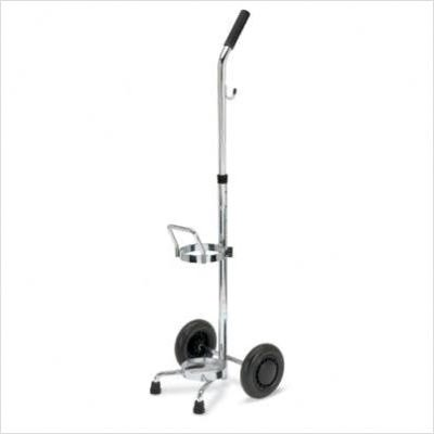 (Radnor RAD64003571 Medical D/E Cylinder Cart Light Weight with Durable, 6