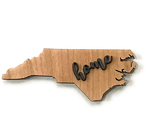 (North Carolina State Magnet Keepsake Decoration Holiday Gift Home Magnet Party Favor)