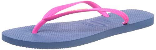Slim Mujer 0057 Logo blue Para Chanclas Havaianas RAdaxwqPa