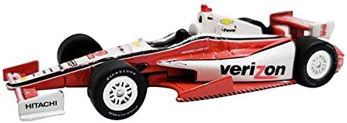 자동차 세계 1 | 64 규모의 다이 캐스트 인디 MODEL 자동차 경주 아이들을위한 장난감 자동차 유아 어린이를위한 남자 여자 선물(VERIZON)